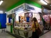 libros by the kilo, mercado de san fernando